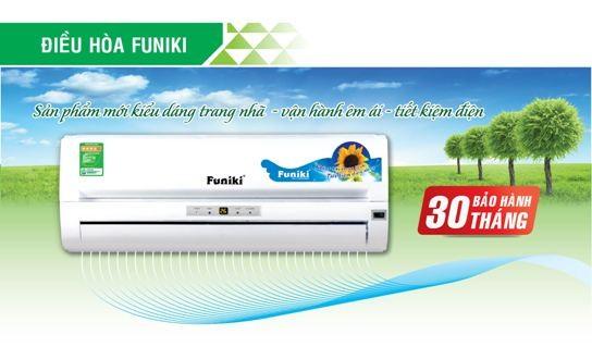 sửa điều hòa Funiki