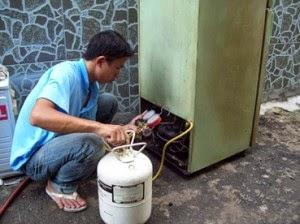 Nạp gas tủ lạnh