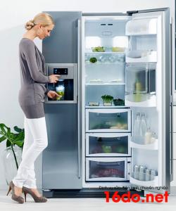 Cách chọn mua tủ lạnh Side by side