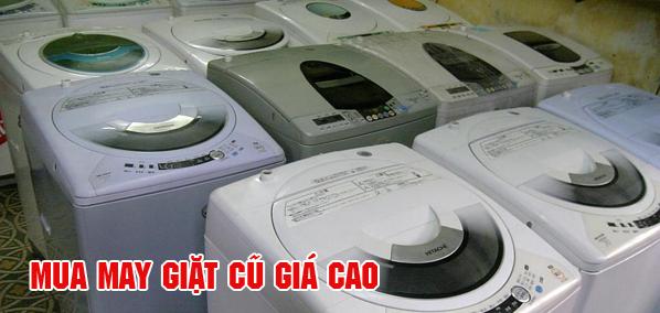 Mua máy giặt cũ tại Hà Nội