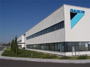 Nhà máy Daikin
