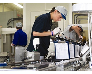 Nhà máy sản xuất điều hòa Daikin