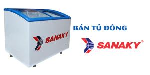 Bán tủ đông Sanaky