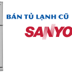 Bán tủ lạnh Sanyo 170 lít cũ