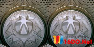 Vệ sinh lồng máy giặt tại nhà đúng cách