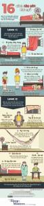 16 Tuyệt chiêu sở hữu giấc ngủ ngon mà không cần điều hòa